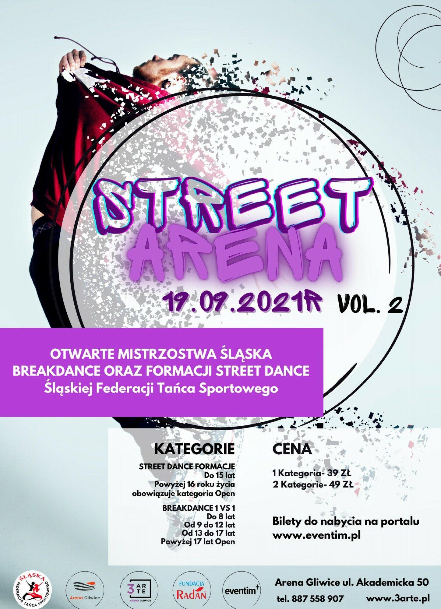 Otwarte Mistrzostwa Breaking Street Dance _1